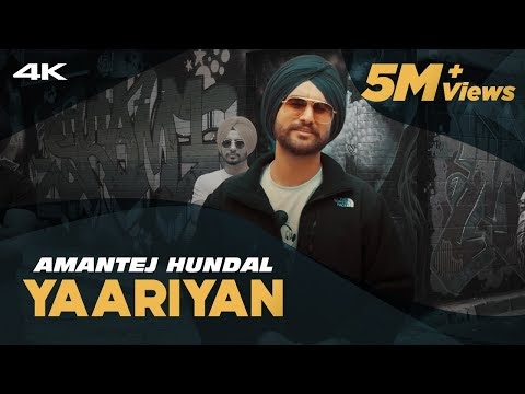 Yaariyan Amantej Hundal Official Music Video Free Download