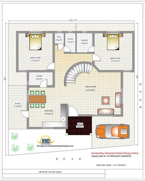 india home design  house plans  sqft kerala