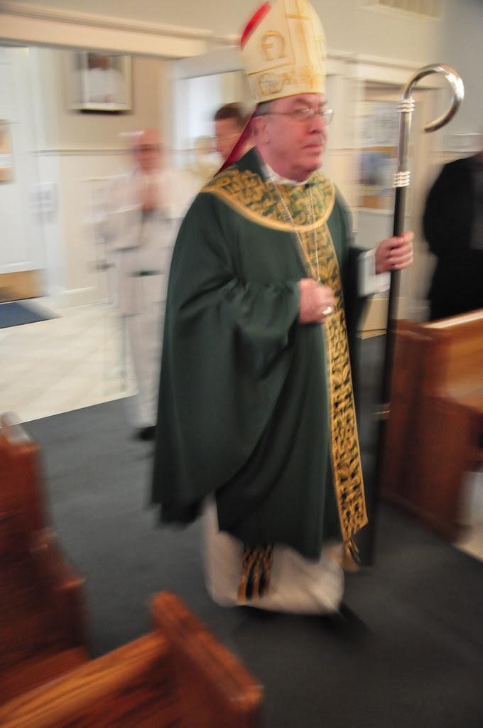 Most Rev Robert J Baker S T D Bishop Of Birmingham A