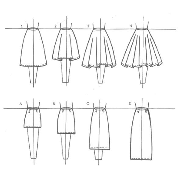 Ilustración Para Diseño De Modas Santa Gráfica