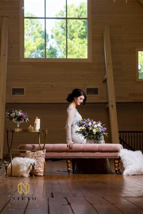Wakefield Barn Bridal Portraits   Styled Shoot   Nieto