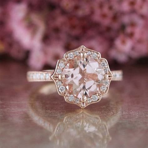 Get 20  Morganite ring ideas on Pinterest without signing