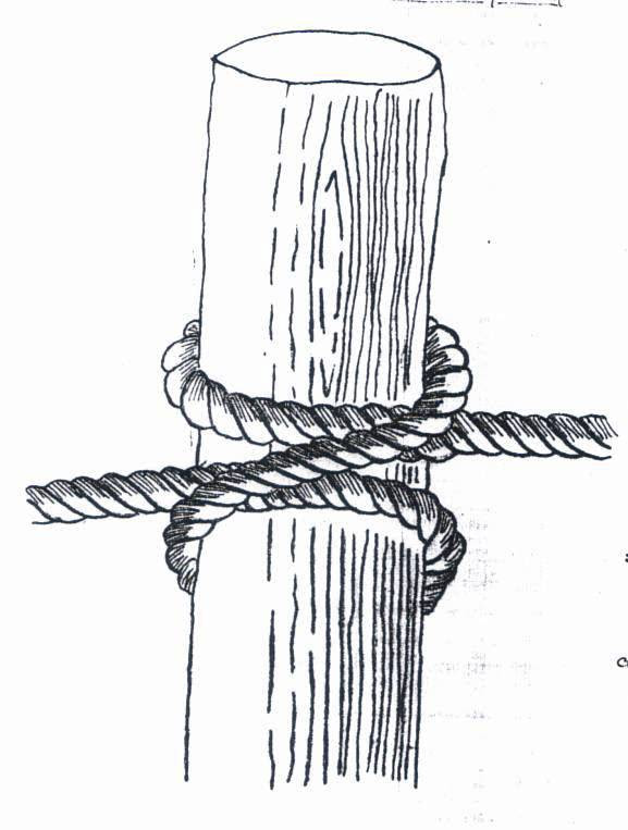 Image result for Clove hitch