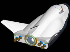 Dream Chaser SpaceDev ISO