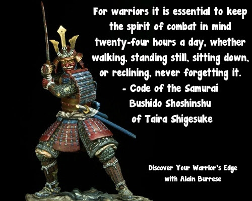Warriors Keep Spirit Of Combat In Mind