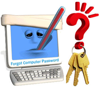 forgotten computer password