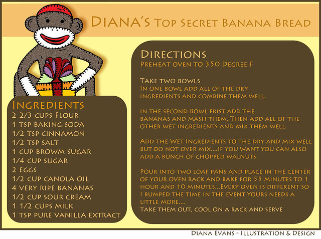 My Banana Bread
