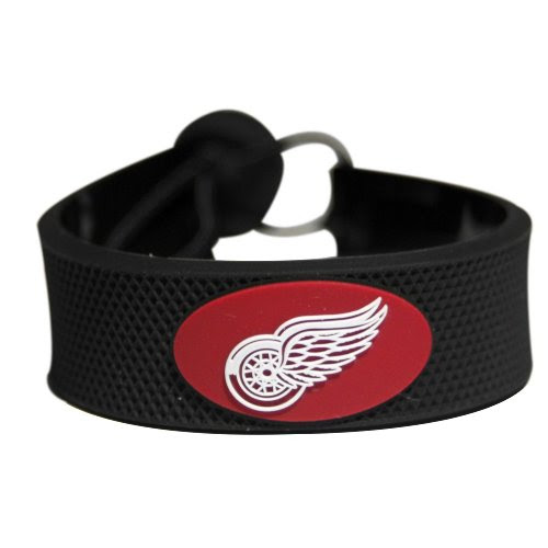 Detroit Red Wings NHL Classic Hockey Bracelet