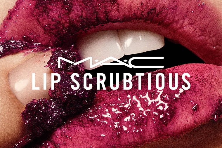 MAC Lip Scrubtious for January 2017