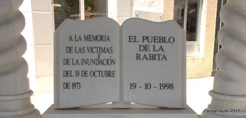 Inundaciones en La Rábita, 1973