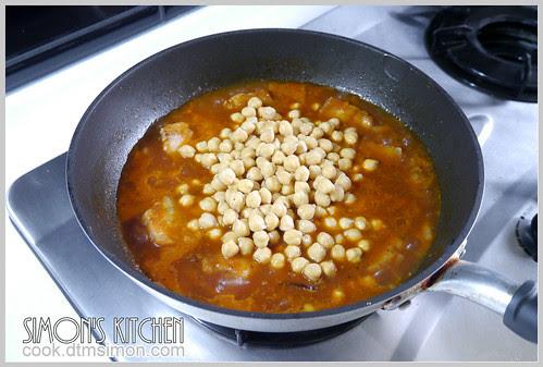 茄汁鷹嘴豆燒豬肉08