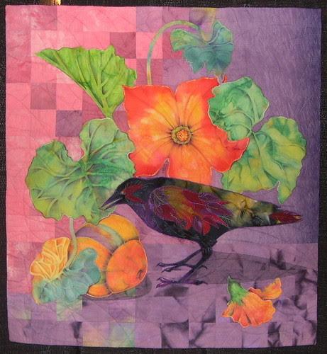 Blackbird Garden II