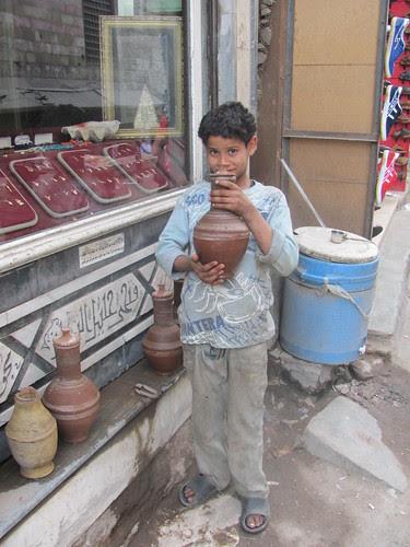 Cairo boy