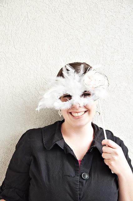 My Birthday Masquerade