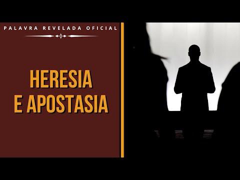 Heresia e apostasia