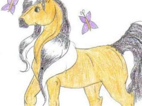 da horse drawings  youtube