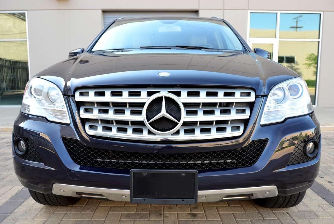 2011 Mercedes-Benz M-Class - Pictures - CarGurus