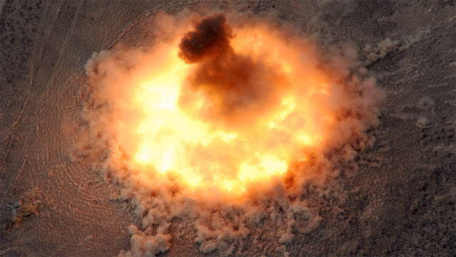 25 of the Deadliest Explosions Man Ever Made