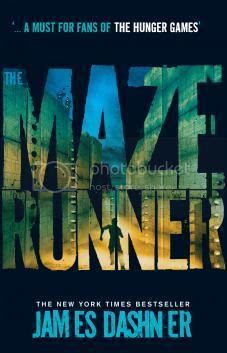 The Maze Runner by James Dashner 2011 cover