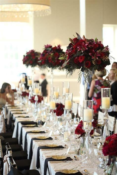 Romantic Red Wedding, Calhoun Beach Club, Minneapolis, MN