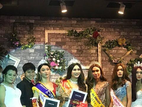 LỄ TRAO GIẢI MISS ALO BOY 2018 - Hoa Hậu Chuyển Giới Việt Nam 2018