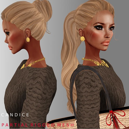 New Release@Candice by Tabata Jewell