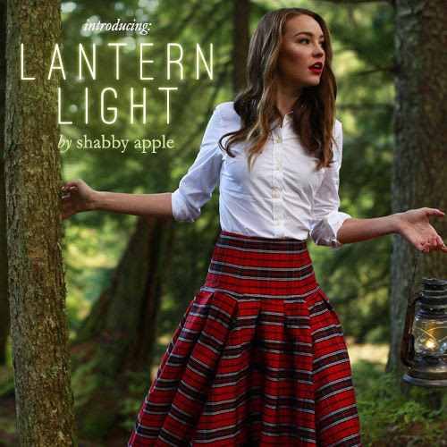 Introducing Lantern Light Collection! Shop Now at Shabby Apple!