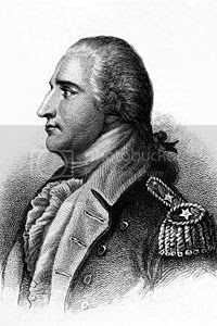 American Revolutionary War general who defected to the British side
