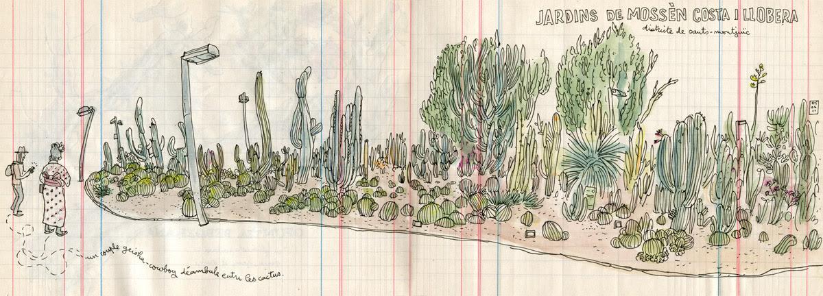 jardin de mossèn costa i llobera