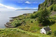 Holiday cottage in highlands