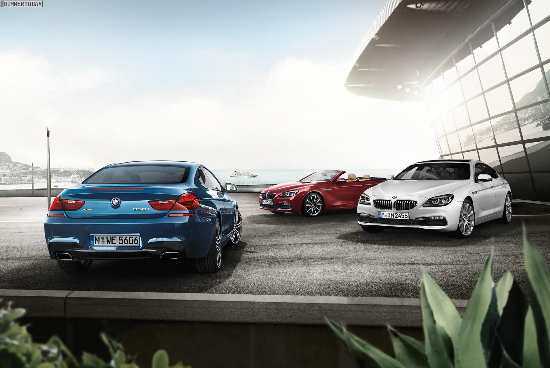 BMW 6er 2017: Zweites Facelift bringt nur wenige Neuerungen