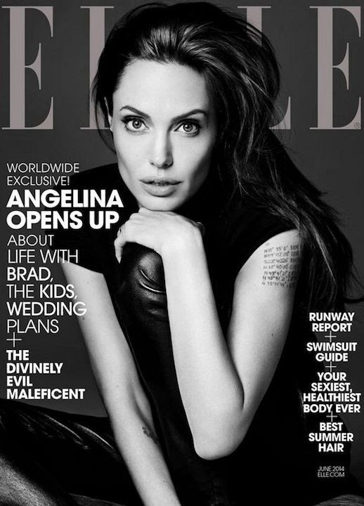 Le Fashion Blog Angelina Jolie Elle Magazine June 2014 Cover Saint Laurent By Hedi Slimane photo Le-Fashion-Blog-Angelina-Jolie-Elle-Magazine-June-2014-Cover-Saint-Laurent-By-Hedi-Slimane.jpg