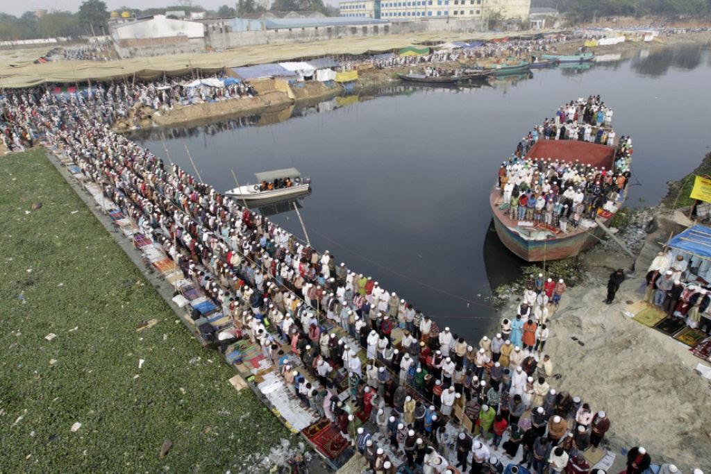 Todos a bordo para Bangladesh - Biswa Ijtema 2014 12