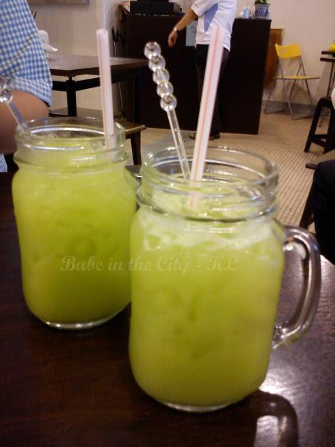 Sour Plum Drink (RM3.50)
