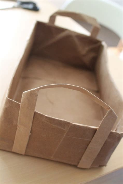 Paper Bag Snack Caddy   Family Chic by Camilla Fabbri