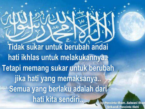 Kata Kata Mutiara Islam Sejukkan Hati - Informasi Terbaru ...