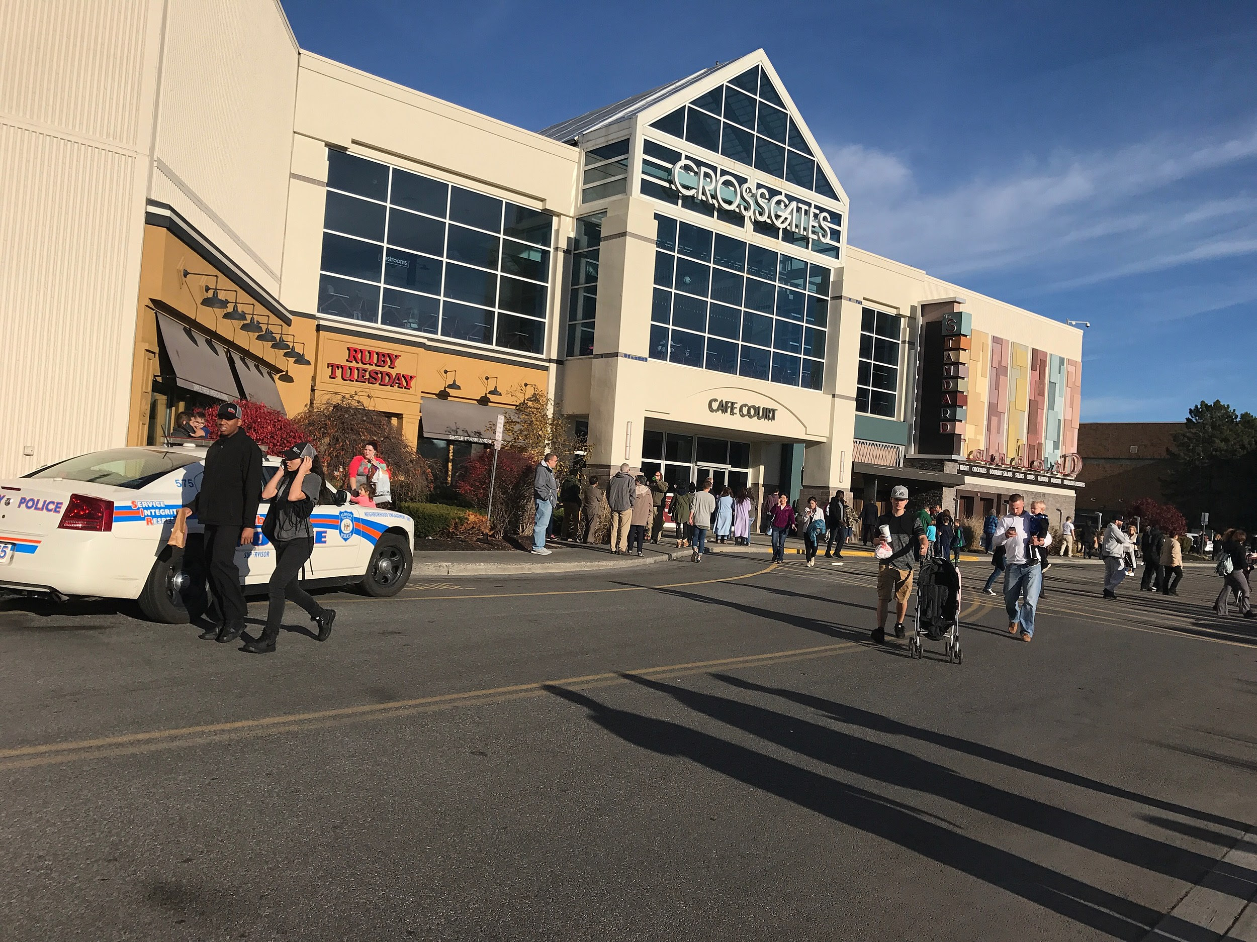 Image result for crossgates mall