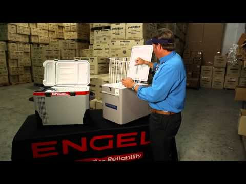 Engel Car Fridge Bcf