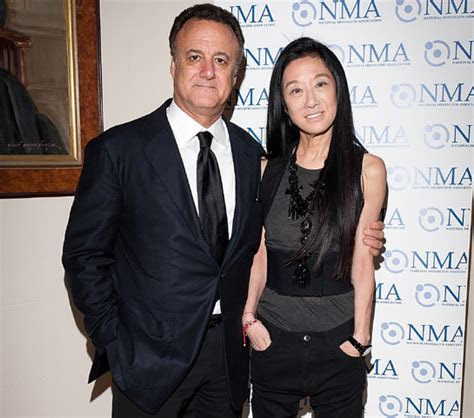 Designer Vera Wang is divorcing her husband Arthur Beck