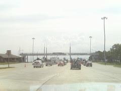The Mackinac Bridge Toll Plaza - Gateway to the UP