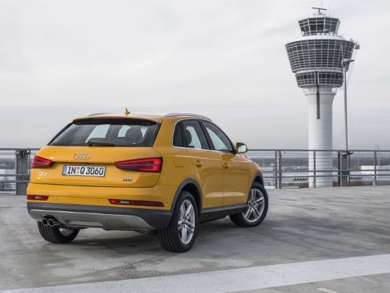 Facelifted 2015 Audi Q3 price and fuel effeciency