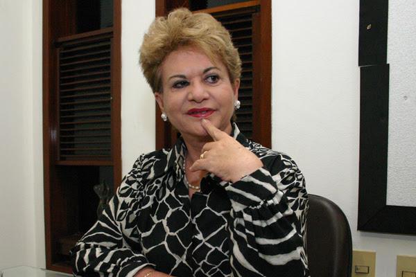 Wilma de Faria avalia alternativas para o pleito deste ano em Natal