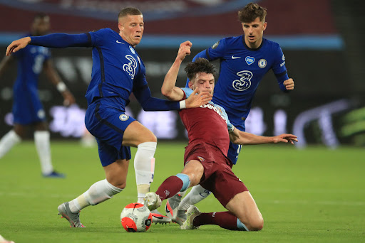 Avatar of Declan Rice comments on Chelsea FA Cup defeat to Arsenal