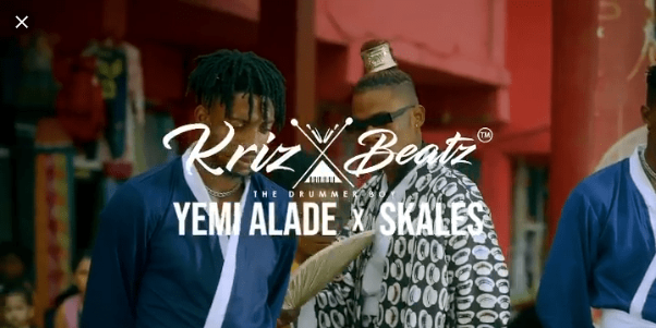 Download Music Mp3:- Krizbeatz Ft Skales, And Yemi Alade – Riddim
