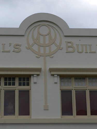 Wignall's Buildings, Hobart