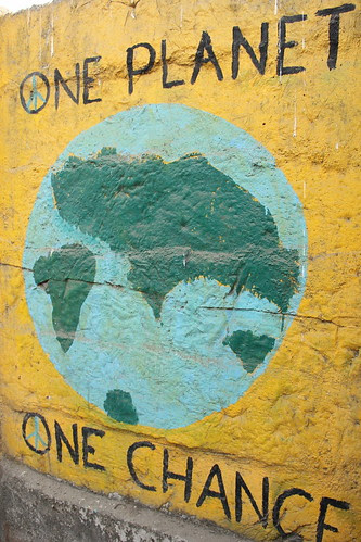 One Planet Dont Fuck It Up by firoze shakir photographerno1