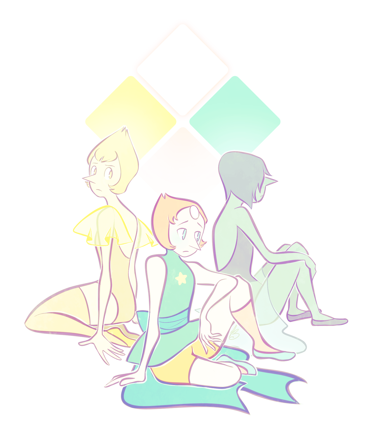 pearls | commissions are open |