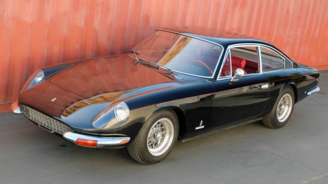 1969 Ferrari 365GT 2+2 for sale - Ferrari 365GT 2+2 1969 ...