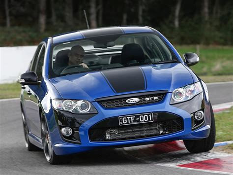 ford cars news fpv gt   officially unveiled
