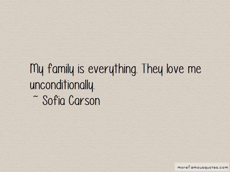 My Family Is Everything Quotes Top 35 Quotes About My Family Is